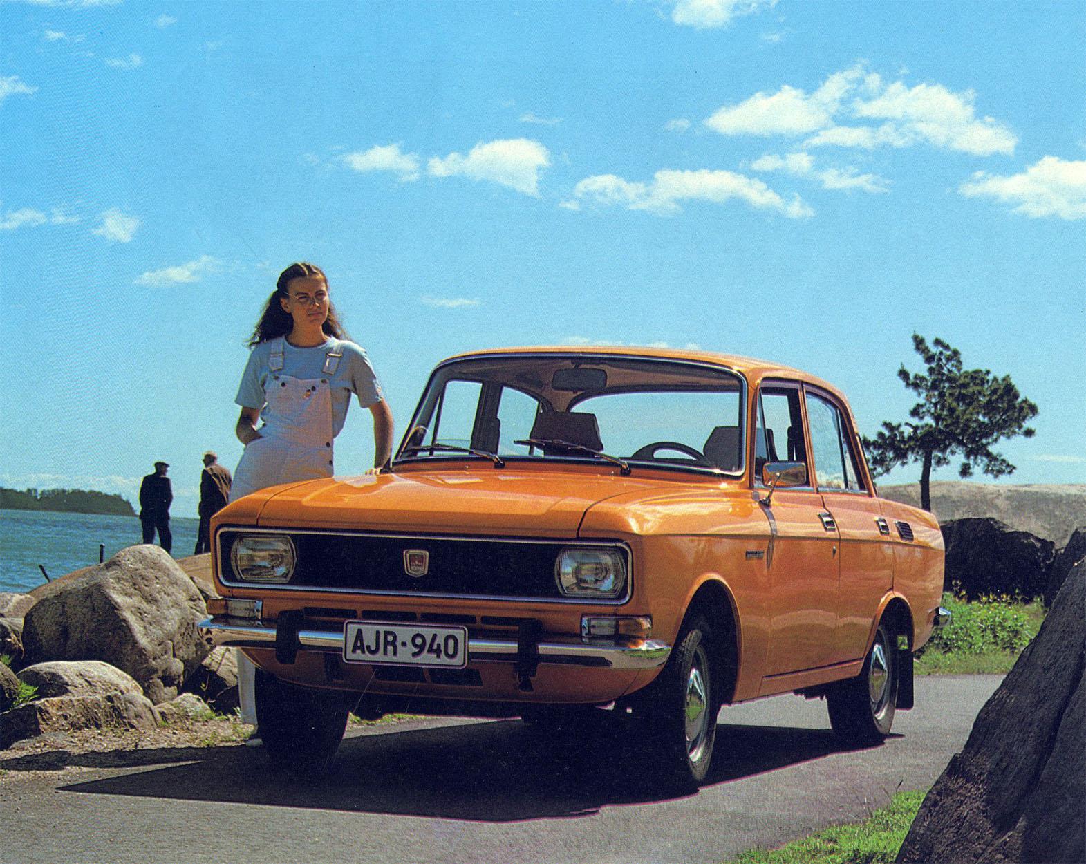 москвич азлк фото