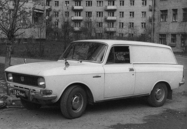 фото москвич-2734