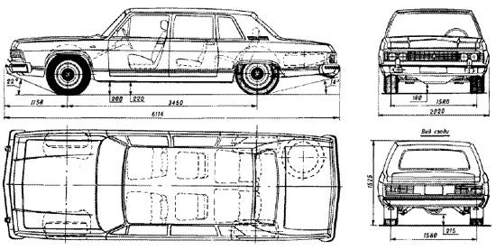 ГАЗ-1405 Улучшение