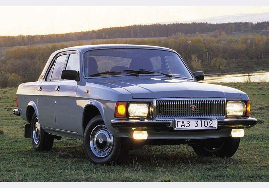 Советские автомобили (94 фото) - юмор, анекдоты.