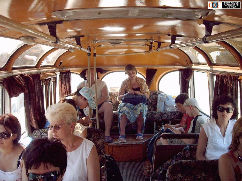 ПАЗ-672М, автобус малого